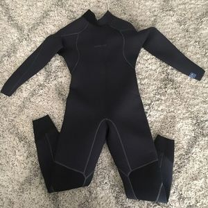 R1 Yulex Back-Zip Full Suit